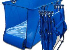 Folding Travel Bed