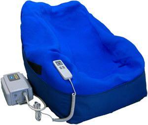 Chilli Bean Posture Cushion Kinderkey Healthcare Ltd