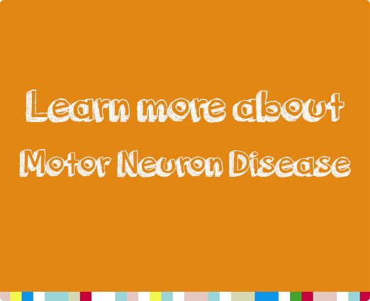 Motor Neuron Disease Blog