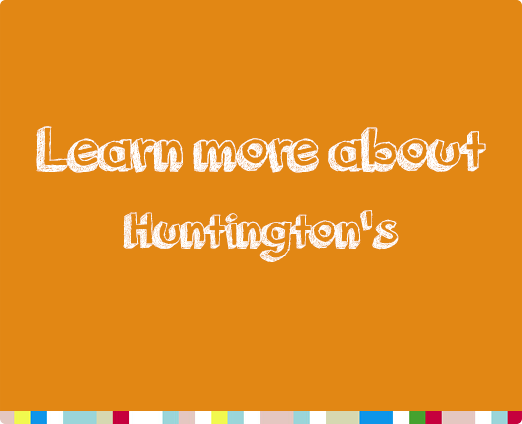 Huntington's Blog