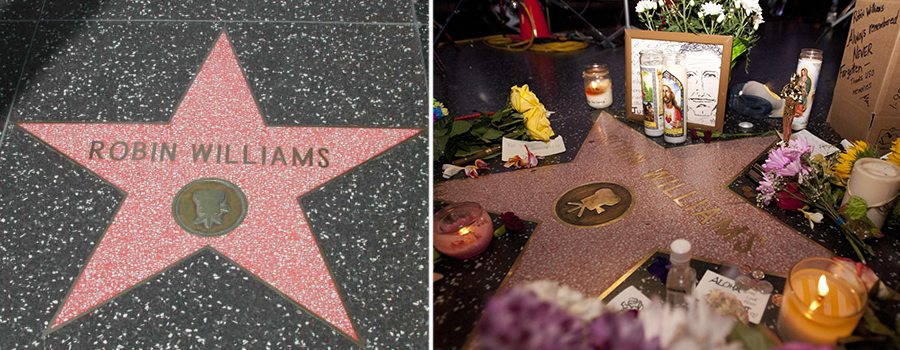 Robin Williams Memorial