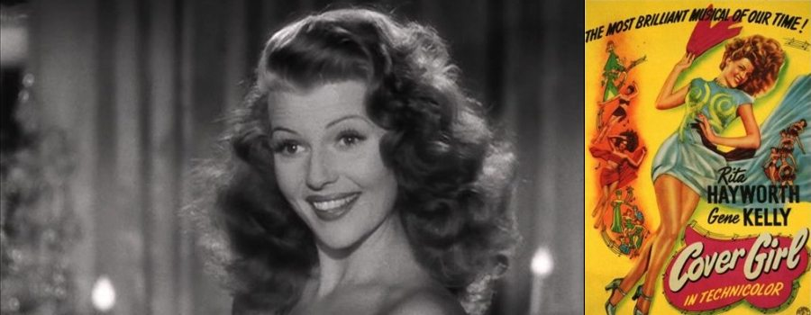 Rita Hayworth Cover Girl